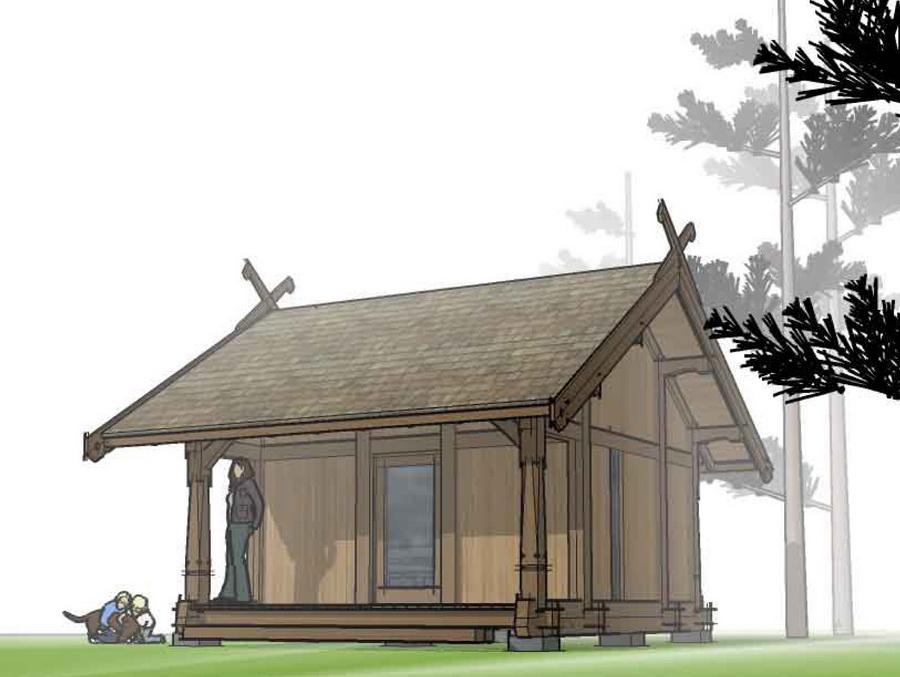 деревянный фото проекты терем